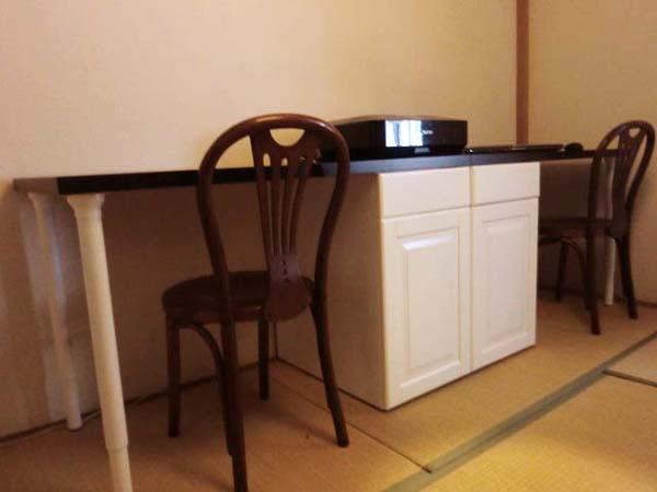 Home Offce Desk After