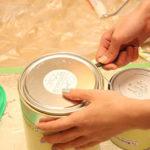 出窓の天板を塗り替えるにはどんな塗料がよい?