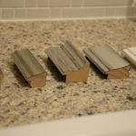海外インテリアのような洗面室リフォーム#5 ~鏡の取付け~